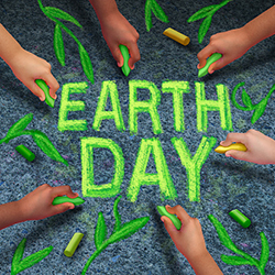 Students Go Green: A Special Issue for Earth Day, April 22