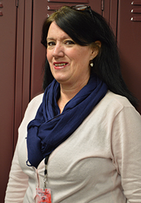EL interventionist Erin Wolohan has connected with local organizations to communicate with families