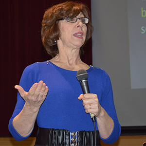 Marcia McEvoy, psychologist and consultant