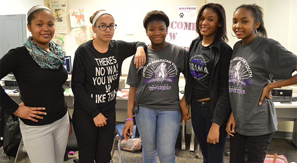 The African American Leadership Academy helps girls develop self-esteem and friendship