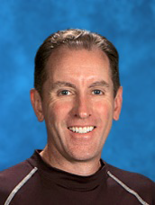 Todd Johnston was named Michigan's physical education teacher of the year