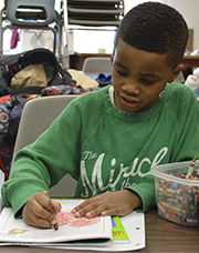 New math assessment tests will affect hundreds of Kent County students like Godwin-Heights North Elementary student Yasir Foster