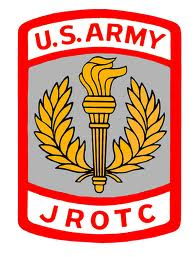 This patch is proudly worn by students in the JROTC program at Innovation High