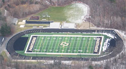 Comstock Park's sinking fund pays for facility needs, including those at the athletic stadium