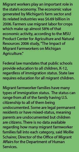 The economics behind migrant workers
