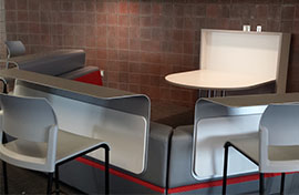 """A """"language commons"""" makes for an intimate study area"""