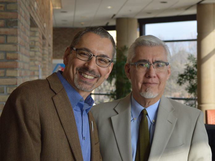 Claudio Sanchez, education correspondent for NPR, and Mike Nassar, director of the Community Literacy Initiative